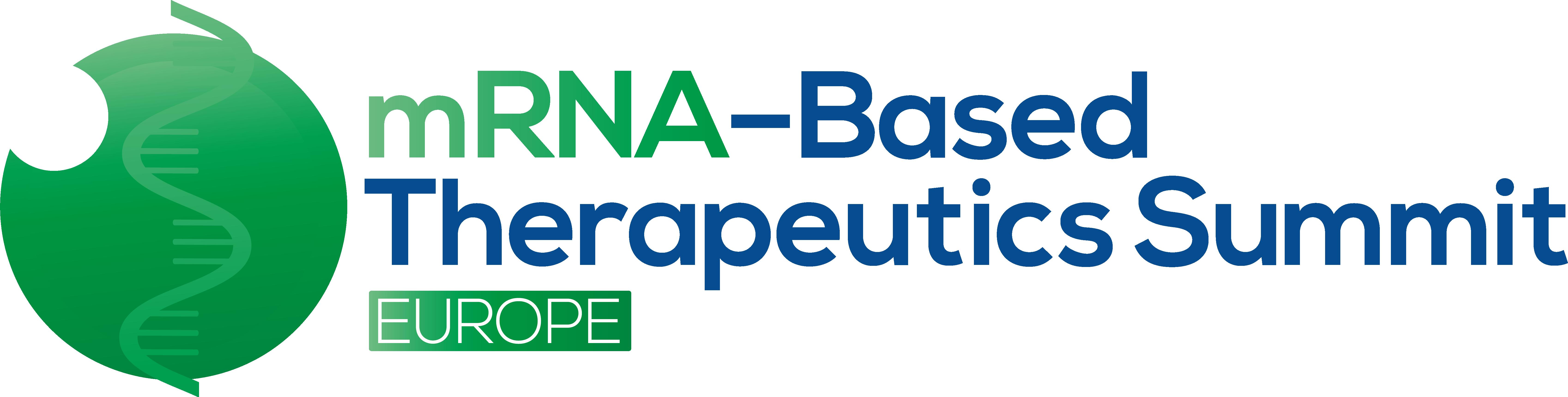 HW210823 mRNA Based Therapeutics Summit Europe logo FINAL